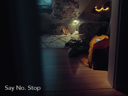 European Commission - Say No. Stop Violence against Women (2018