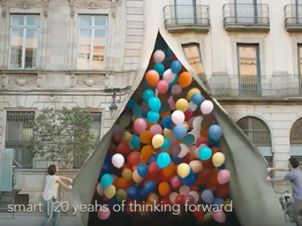 smart | 20 yeahs of thinking forward | #20yearsofsmart